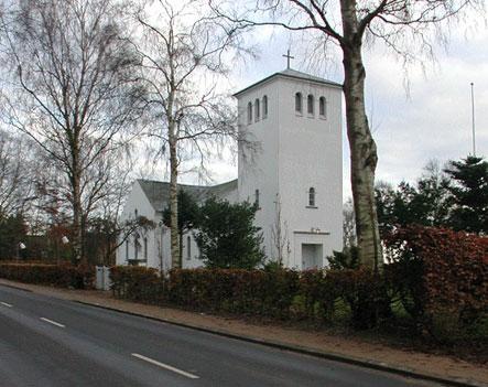 Kirken på Kastanie Alle